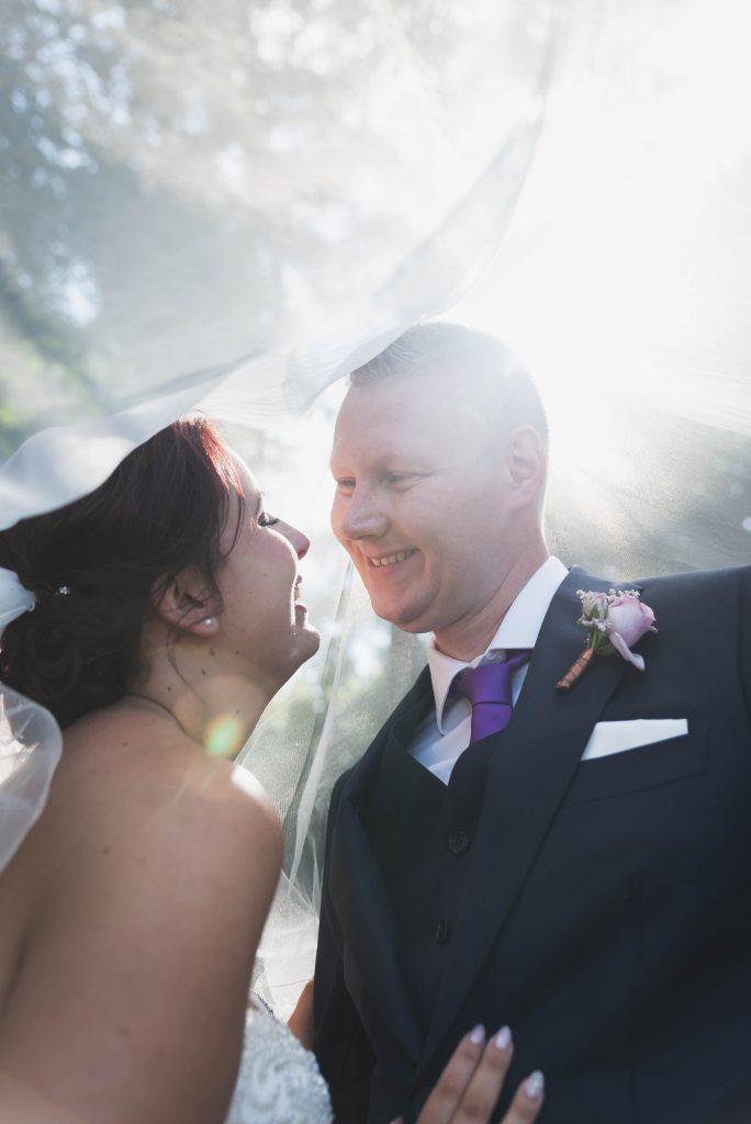 Bryllups portræt