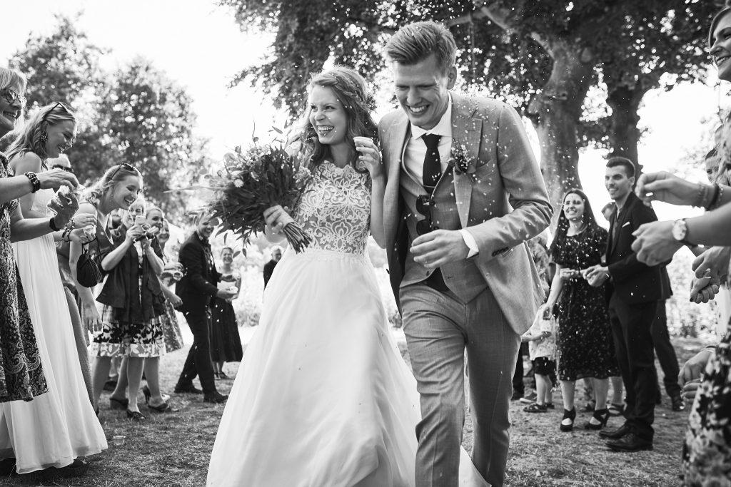 Bryllups foto af Jakob Boie